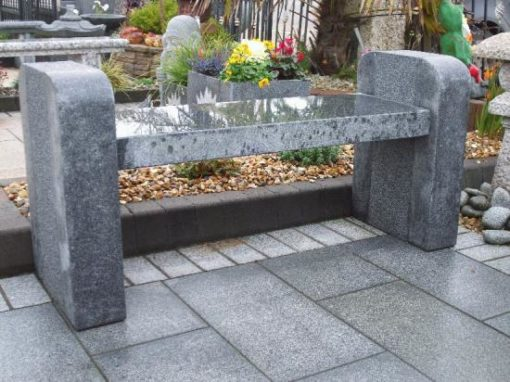Bookend Design Garden Bench