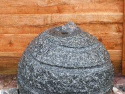 Granite Sphere Fountain