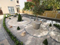 Natural Granite Stone Circles