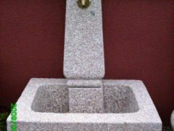 Self Contained Tap Water Feature