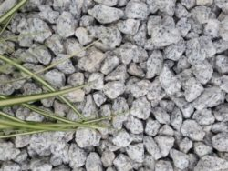 Silver Grey Granite Gravel 15-20mm