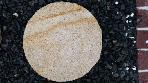 Barley Granite Stepping Stone