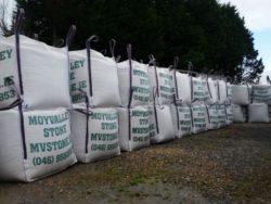 Ton Bags of Stone & Bark Mulch