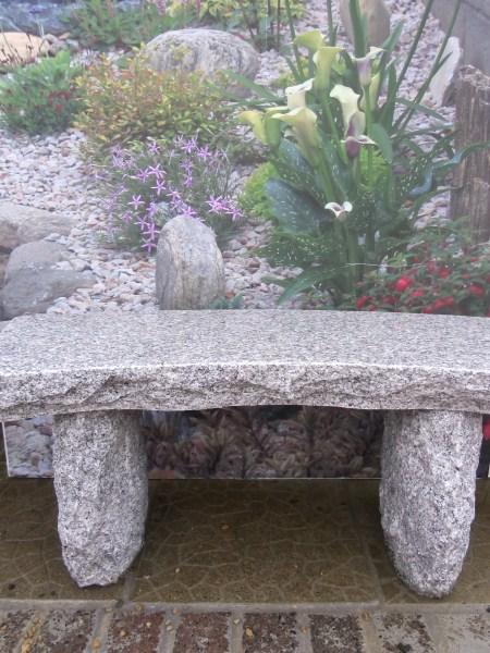 Natural Granite Curved Bench Pink Granite Mvstone Ie