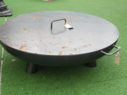 BALI FIRE PIT WITH LID
