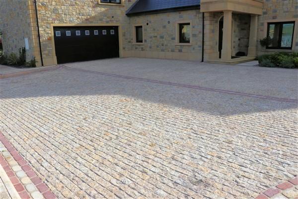 Natural Stone Paving!