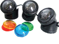 SET OF 3 LED SPOT LIGHTS
