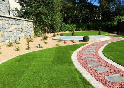 ANTIQUE PAVING AND GRANITE PROJECT